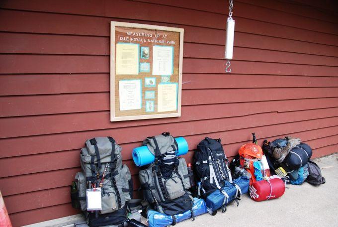 Backpacking Backpacks