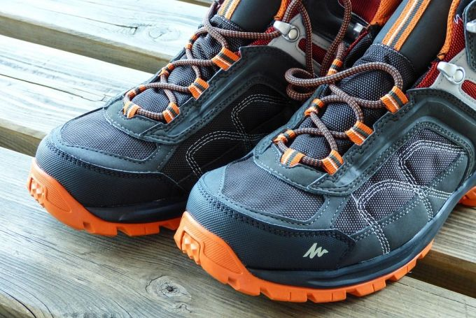 Backpacking Shoes