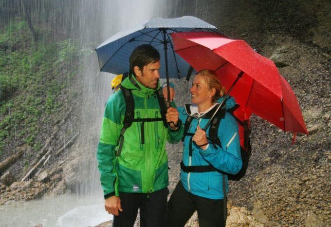 Backpacking in the Rain