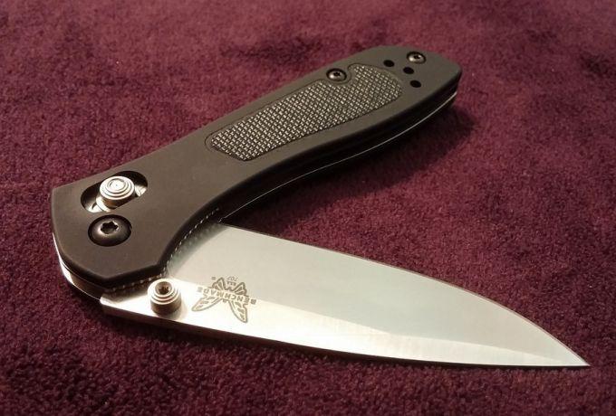 Benchmade Pocket Knife