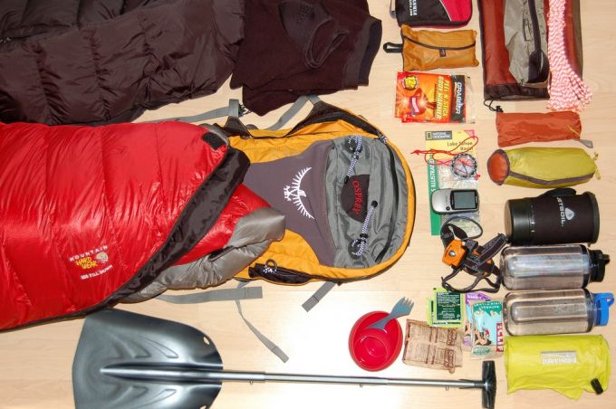 Cold Weather Camping Gear