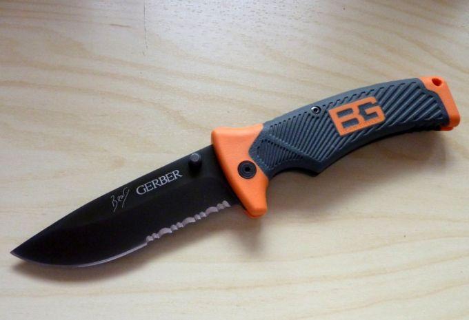 Gerber Pocket Knife
