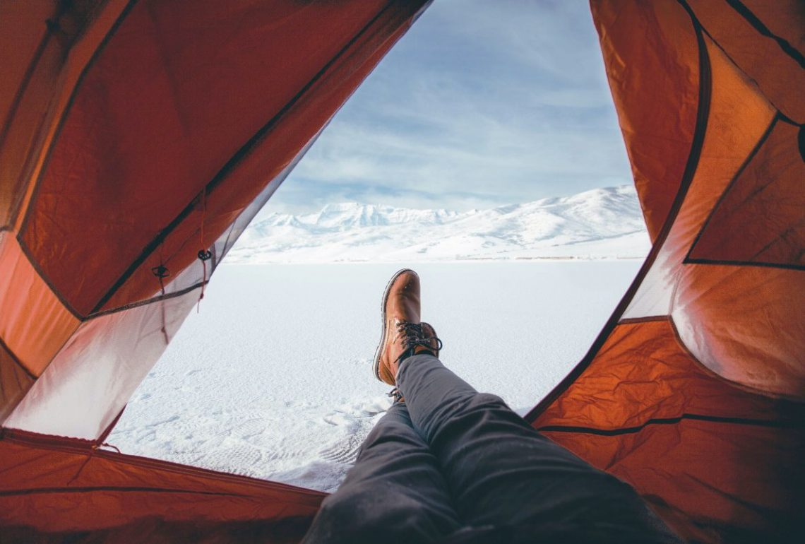 How to Stay Warm in a Tent: Expert's Advice for Winter ...