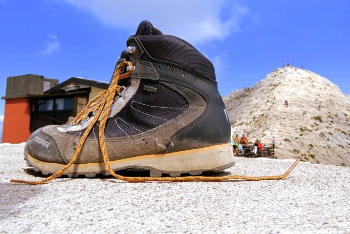 Shoes for Backpacking
