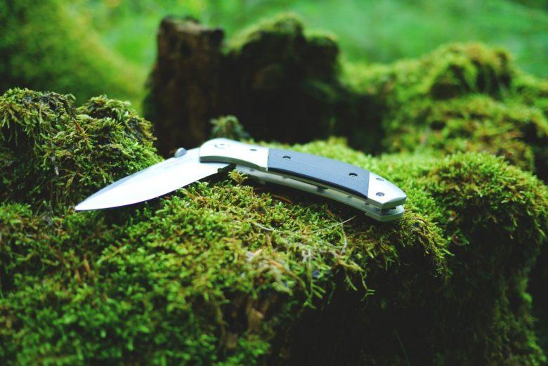 how to sharpen pocket knife
