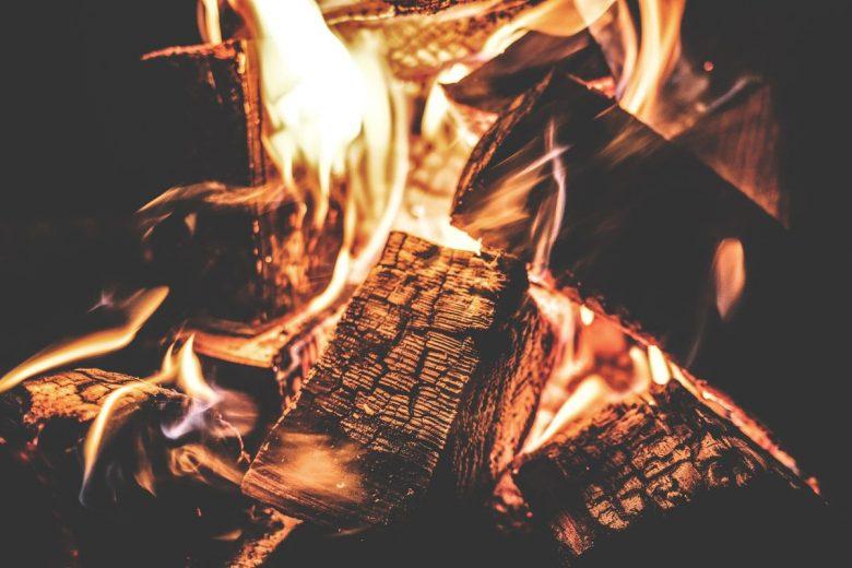 how to make a smokeless fire